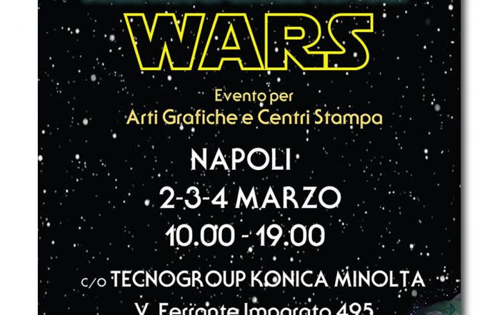 Forgraf - Print Wars - Open House - NAPOLI